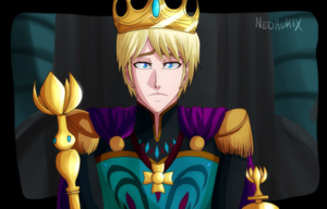 King Elric of Arendelle by NeoRuki