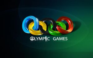 Olympique games by sharkurban