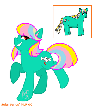 Sparkle Twinkle Sprinkle Dinkle by ChenaniahARTicles