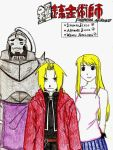 FMA my old work by Graxile