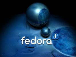 Fedora 10 by Mola-mp