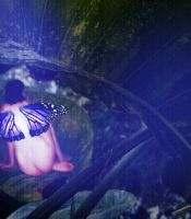 Fairy at Rest by kaliki
