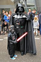We Will Rule The Galaxy As Father and Son (1) by masimage
