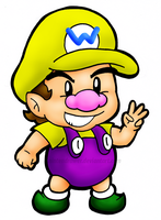 baby wario 2 by Nintendrawer