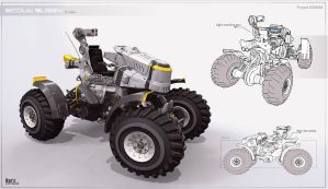 Scout Buggy by KaranaK