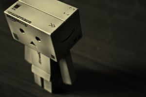 Danbo's Sadness by error-23