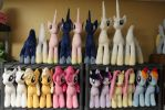 WIP Alicorns for Bronycon by WhiteDove-Creations