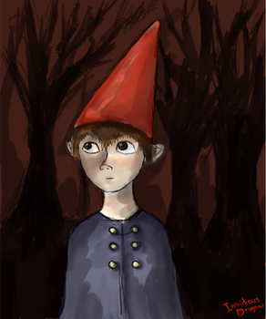 Wirt_Over_The_Garden_Wall by InsidiousDragon