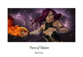 Force of Nature by montalvo-mike
