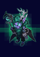 Malfurion by Leto4rt