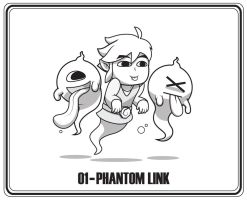PHANTOM LINK by MAESTROCELESTE