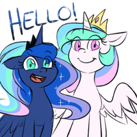 Hello! by GloomyMark