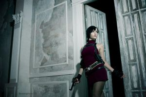 Ada Wong: Mission complete by Narga-Lifestream