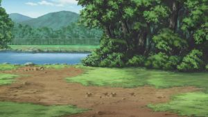 Bosque Naruto Shippuden by lwisf3rxd