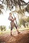 Divine Strenght - Astrid Hofferson from HTTYD2 by DrosselTira