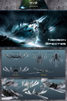 Nekron Specter Presentation 2 by Xanatos4