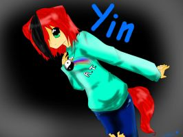 Yin ''nueva ropa'' by animebcred