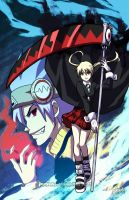 Soul. Eater. by YoukaiYume