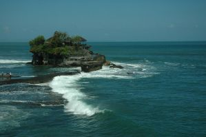Tanah Lot Temple 05 by Phil-Atme