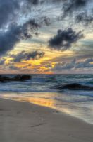 Phuket Sunset at Karon Beach 3 by JBord
