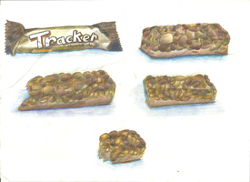Cereal bar Colour Studies by pokemonlover5673