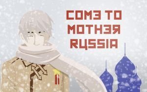 Mother Russia by The-Nini