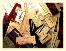 TICKETS by gianf