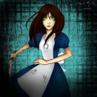 Alice lidell by tsukihime-93
