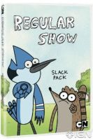 RS DVD by RegularShowCP