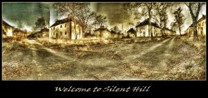 Welcome to Silent Hill by otsego-amigo