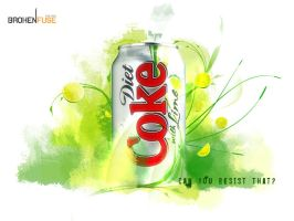 diet coke by chronicless