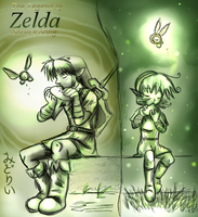 saria's song by dragonfly272