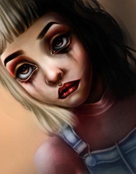 Crybaby by Shane-vds