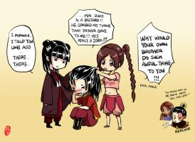 Poor Azula... there there by kelly1412