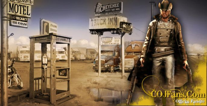 Call of Juarez The Cartel by tassanee