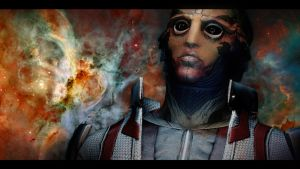 Mass Effect 2 Feron by AgataFoxxx