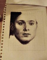 Dean Winchester WIP by SarahStar123