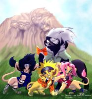 Team 7 by Catgirl08
