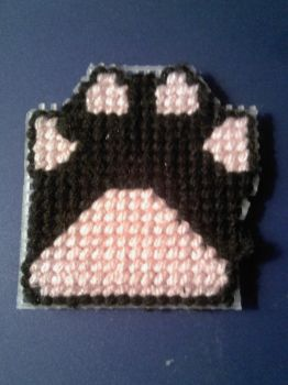 pawprint magnets im selling by Zorossword27