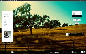 Natea Desktop - Neverland Dreams by natea