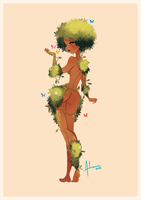 Dryad by XnBook