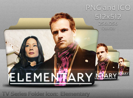 Elementary Folder Icon by atty12