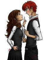 Romione for me by Shios