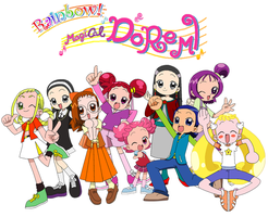 Rainbow Magical Doremi by rainbowod