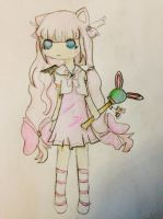 DTA giveaway entry~ by InuLover097