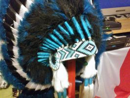 My Native American Headdress by Doomsday71