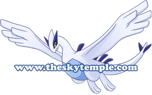 Lugia by TheSkyTempleOfficial