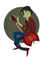 Marshall Lee by kmwoot