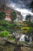 town hdr by panRobus