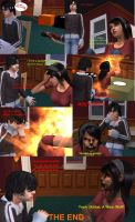 The Sims 2: The Night by FoxTail8000